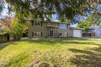 Coeur D'alene Single Family Home For Sale: 1420 E Borah Ave