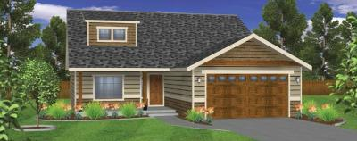 Rathdrum Single Family Home For Sale: 14643 N Pristine Cir