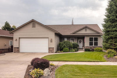 Post Falls Single Family Home For Sale: 1997 E Fountain Dr
