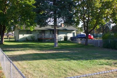 Post Falls Single Family Home For Sale: 3175 E 12th Ave