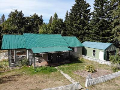 Priest Lake, Priest River Single Family Home For Sale: 96 Larch