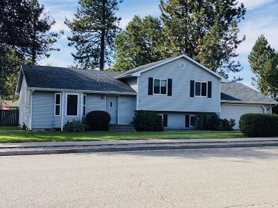 Coeur D'alene Single Family Home For Sale: 4815 N Troy St