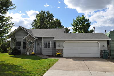 Post Falls Single Family Home For Sale: 2067 N Ridgeview Dr