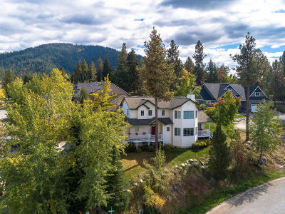 Coeur D'alene Single Family Home For Sale: 2304 E Grandview Dr