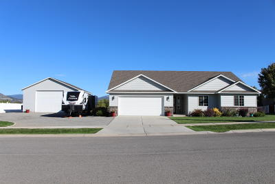 Post Falls Single Family Home For Sale: 945 W Wheatland Ave