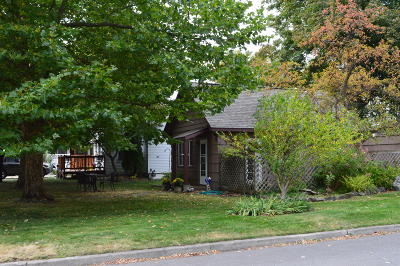 Coeur D'alene Single Family Home For Sale: 313 W Davidson Ave
