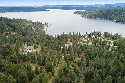 Coeur D'alene Residential Lots & Land For Sale: Rockford Bay Road