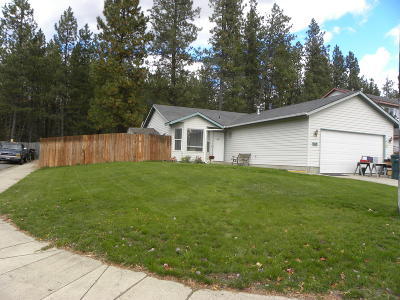 Rathdrum Single Family Home For Sale: 6625 W Flagstaff St