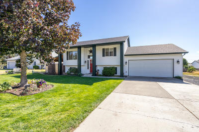 Rathdrum Single Family Home For Sale: 15202 N Sedona St