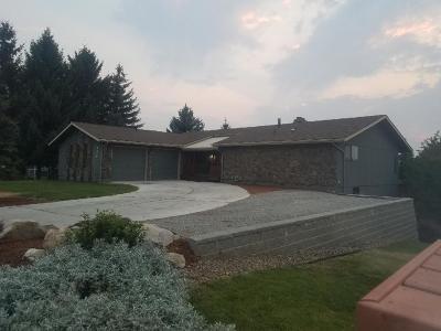 Spokane Single Family Home For Sale: 5206 S Sunward St