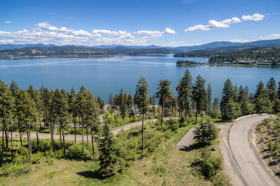 Coeur D'alene Residential Lots & Land For Sale: Threemile Point Road L2, B2