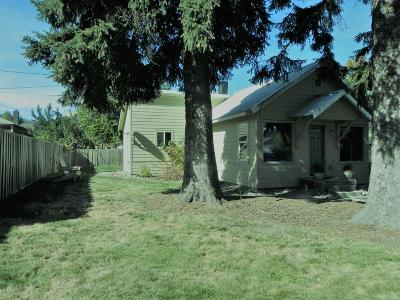 St. Maries ID Single Family Home For Sale: $126,000