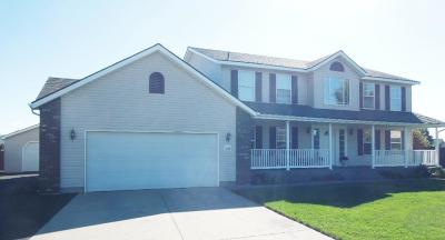 Hayden Single Family Home For Sale: 3000 W Bayberry Ct