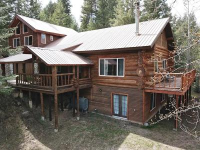 Blanchard Single Family Home For Sale: 38 Elk Meadows