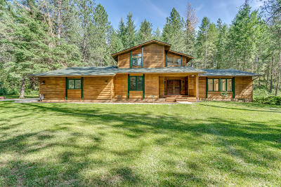 Post Falls Single Family Home For Sale: 5999 E Roger Dr