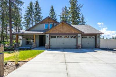 Post Falls Single Family Home For Sale: 3479 N Shelburne Loop