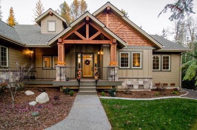 Coeur D'alene Single Family Home For Sale: L142 S Lazurite Dr