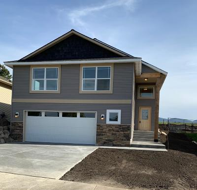 Hauser Lake, Post Falls Single Family Home For Sale: 4196 Brookie Dr