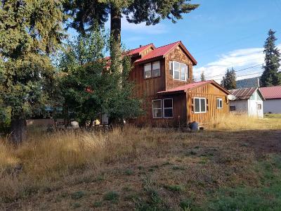 Clark Fork Single Family Home For Sale: 217 3rd Ave