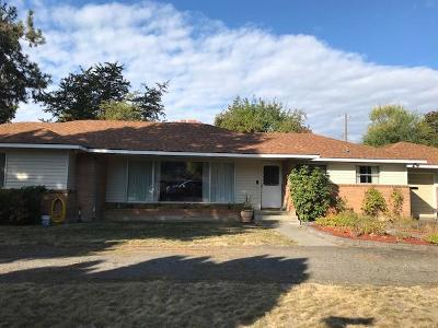 Coeur D'alene Single Family Home For Sale: 509 N 20th St
