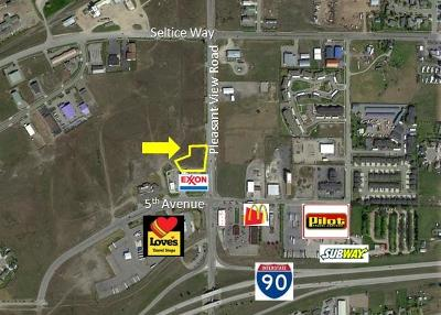Hauser, Post Falls Residential Lots & Land For Sale: L2B1 Pleasant View Rd