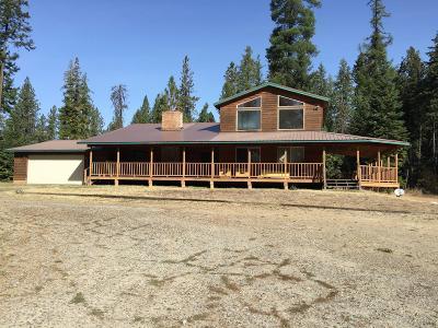 Hayden, Hayden Lake Single Family Home For Sale: 31582 E Hayden Lake Rd