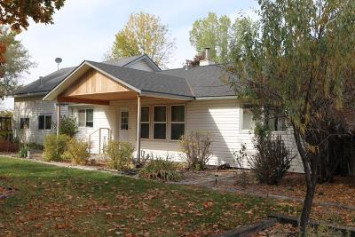 Rathdrum Single Family Home For Sale: 10200 N Happy Trail