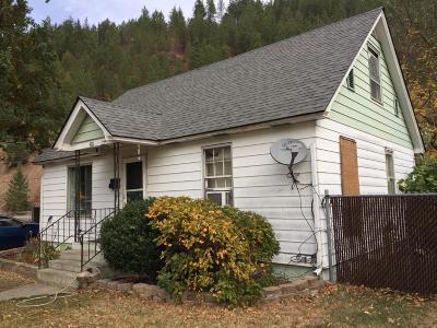Kellogg Single Family Home For Sale: 520 W Riverside