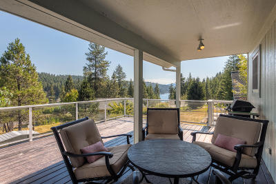 Coeur D'alene Single Family Home For Sale: 18586 S Watson Rd