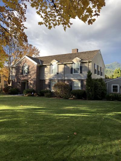 Kellogg Single Family Home For Sale: 906 McKinley Ave