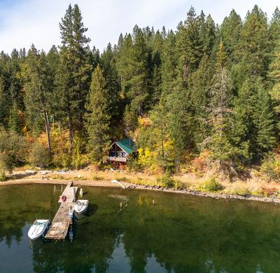 Coeur D'alene Single Family Home For Sale: 5152 W Solitaire Rd