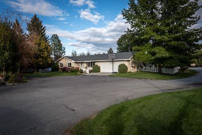 Hayden, Hayden Lake Single Family Home For Sale: 11100 N Maple St