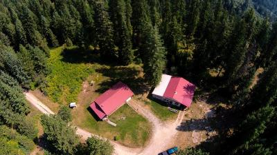 Coeur D'alene, Dalton Gardens Single Family Home For Sale: 902 S Meyers Hill Rd