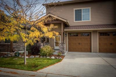 Coeur D'alene Condo/Townhouse For Sale: 4422 N Meadow Ranch Ave