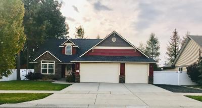 Hayden Single Family Home For Sale: 11257 N Jennifer Ln