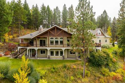 Post Falls Single Family Home For Sale: 3801 S Carpenter Loop
