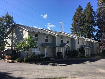 Coeur D'alene Multi Family Home For Sale: 2991 N Fruitland Ln