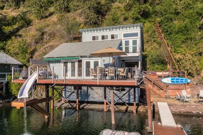 Harrison Single Family Home For Sale: 8467 E Bridger Trl