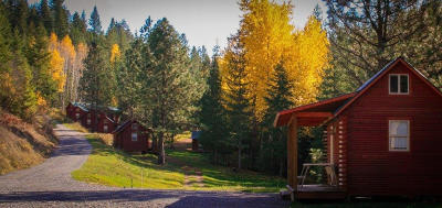 Shoshone County Single Family Home For Sale: 707 McCauley Rd
