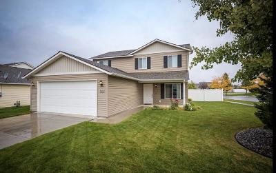 Coeur D'alene Single Family Home For Sale: 3224 W Lotze Loop