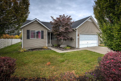Coeur D'alene Single Family Home For Sale: 5815 N Troon St
