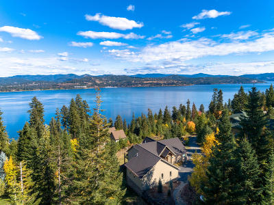 Coeur D'alene Single Family Home For Sale: 3567 S Capeview Ct