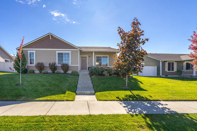 Rathdrum Single Family Home For Sale: 6914 W Elmberry Ave