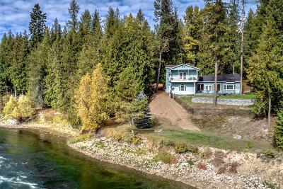 Clark Fork Single Family Home For Sale: 512 River Drive