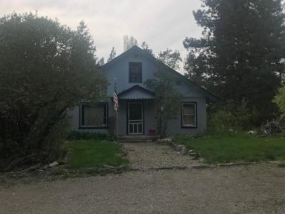 Shoshone County Single Family Home For Sale: 43 Gold Street