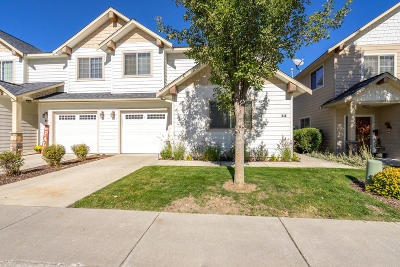 Coeur D'alene Condo/Townhouse For Sale: 946 W Willow Lake Loop