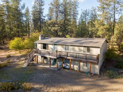 Rathdrum Mobile/Manufactured For Sale: 12530 N Chase Rd #Lots 3 &