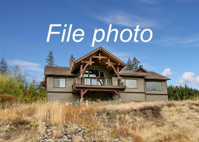 Coeur D'alene Single Family Home For Sale: LT6 BLK3 E Crestline Dr