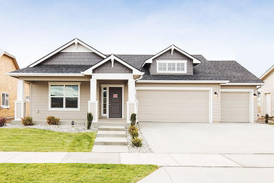 Coeur D'alene Single Family Home For Sale: 3158 W Pascal Dr