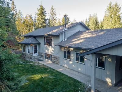 Rathdrum Single Family Home For Sale: 23361 N Cone Crest Rd